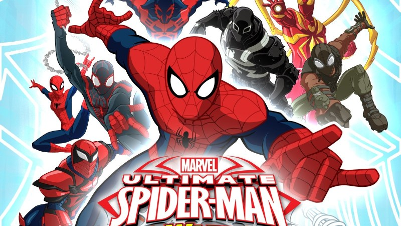 Ultimate Spider-Man: Web-Warriors (Season 3)