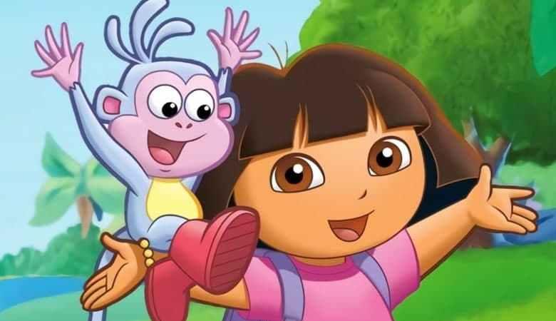 Dora the Explorer S01 Complete VOOT Kids WEB-DL Multi Lang