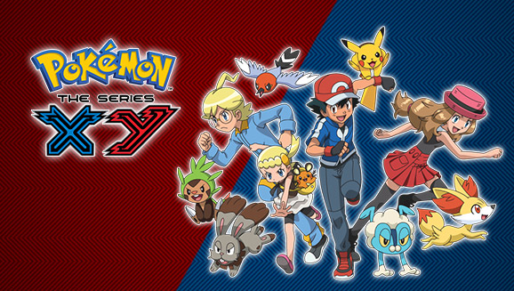 Pokemon Season 17 : XY In Telugu