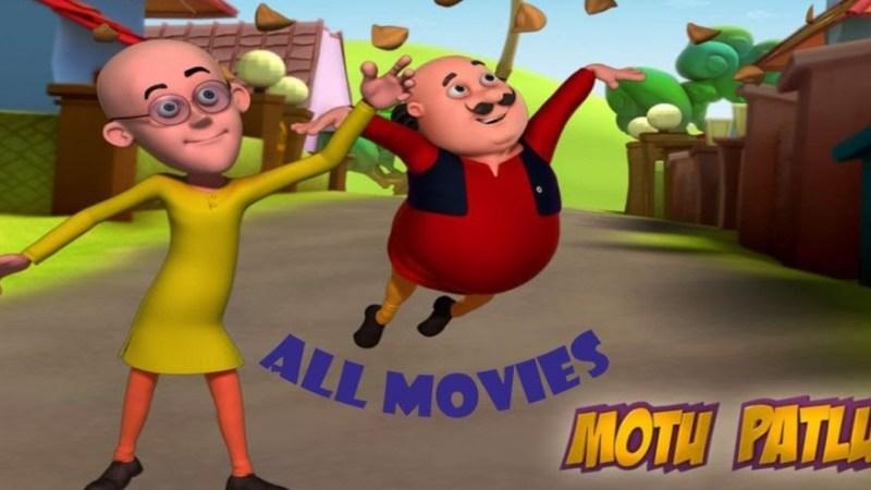 Motu Patlu (2013 – 2020) 13 Movies Collection WEB-DL – 1080p Multi [Tamil + Telugu + Hindi + Bengali + Gujarati + Marathi + Malayalam] – H264 – 35GB – ESub