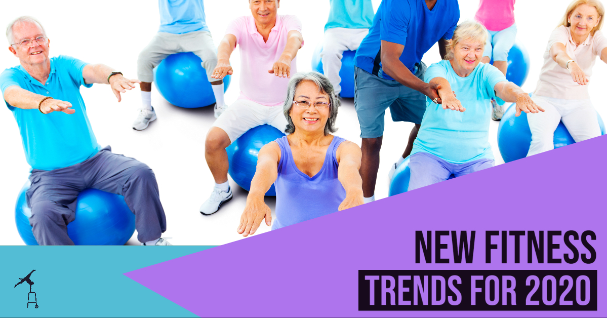 New Fitness Trends for 2020