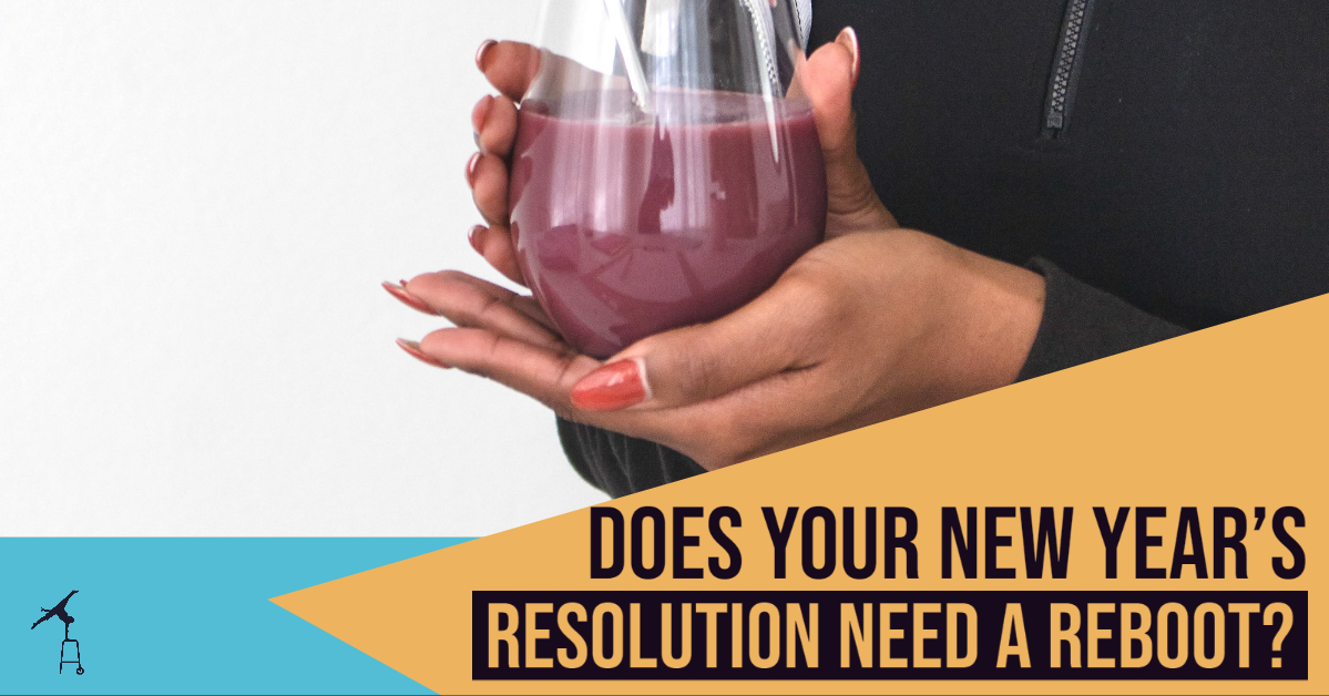 Does your new year resolution need a (fitness) reboot?