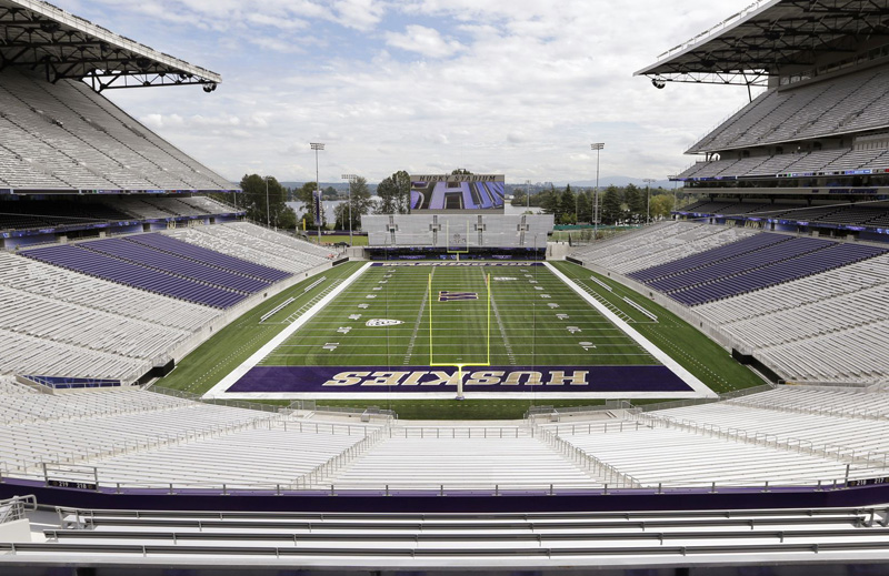 Husky Stadium Renovation Gallery