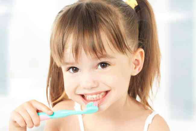 importance of brushing teeth