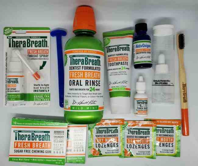 best mouthwashes for bad breath