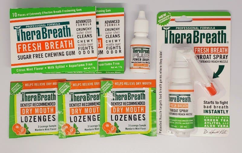 therabreath bad breath review