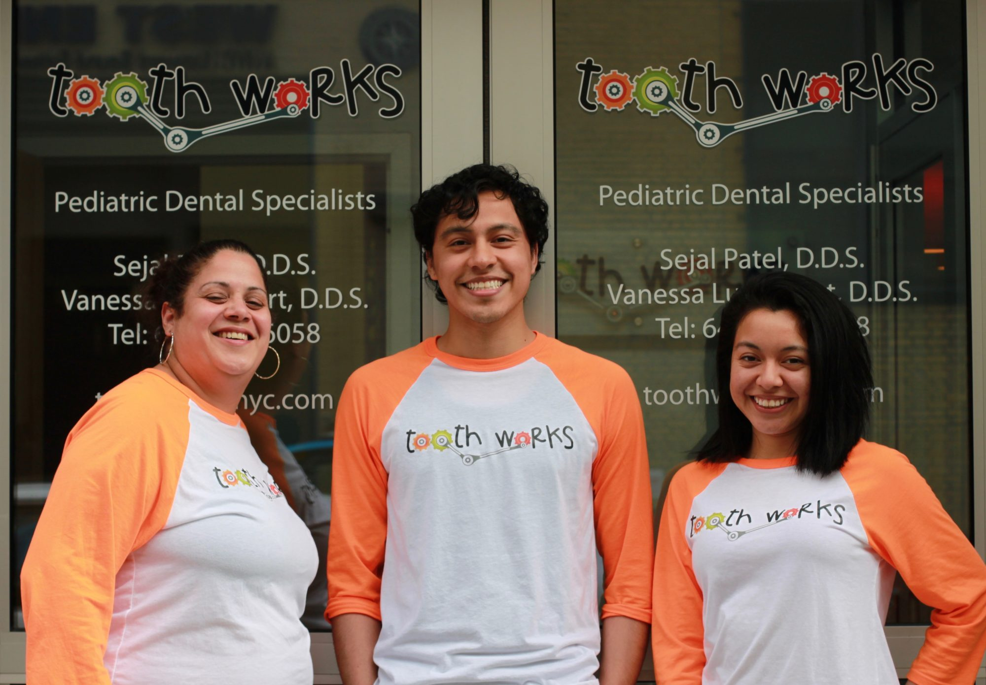 Meet our Doctors! » New York, NY - Tooth Works Pediatric Dentistry
