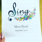 New Hobby - singing group book