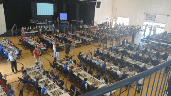2019 Toowoomba District Primary School Individual Chess Championship