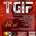 DJ Don X presents TGIF Quick mix Vol 28