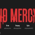 Syko – No Mercy ft Boogey & Drew