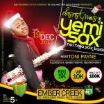 Yemi Sax In Concert: Christmas With YemiSax