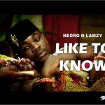 Knighthouse Presents: Nedro – Like to Know f. Lamzy