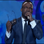 VIDEO: Iyanya – Flying Without Wings (Westlife Cover) Live on Project Fame