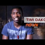 "VIDEO: Timi Dakolo Belts ""Iyawo Mi"" on NdaniTV"
