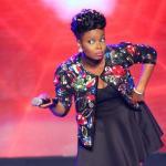 "VIDEO: Yemi Alade Performs ""Johnny"" On Nigerian Idol"