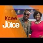"VIDEO: Kcee on Ndani TV's ""The Juice"" with Toolz"