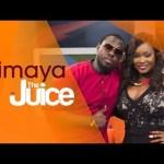 """VIDEO: Timaya on Ndani TV's """"The Juice"""" With Toolz"""