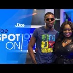 """VIDEO: Poe on The Juice's """"Spot ON!"""" (Interview + Performance)"""
