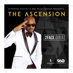 RECORD BREAKING! 2face Idibia's THE ASCENSION is no. 12 on Top Selling Albums In The World