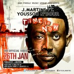 VIDEO: J.Martins – Time Is Now ft. Youssou'N'Dour (Teaser)