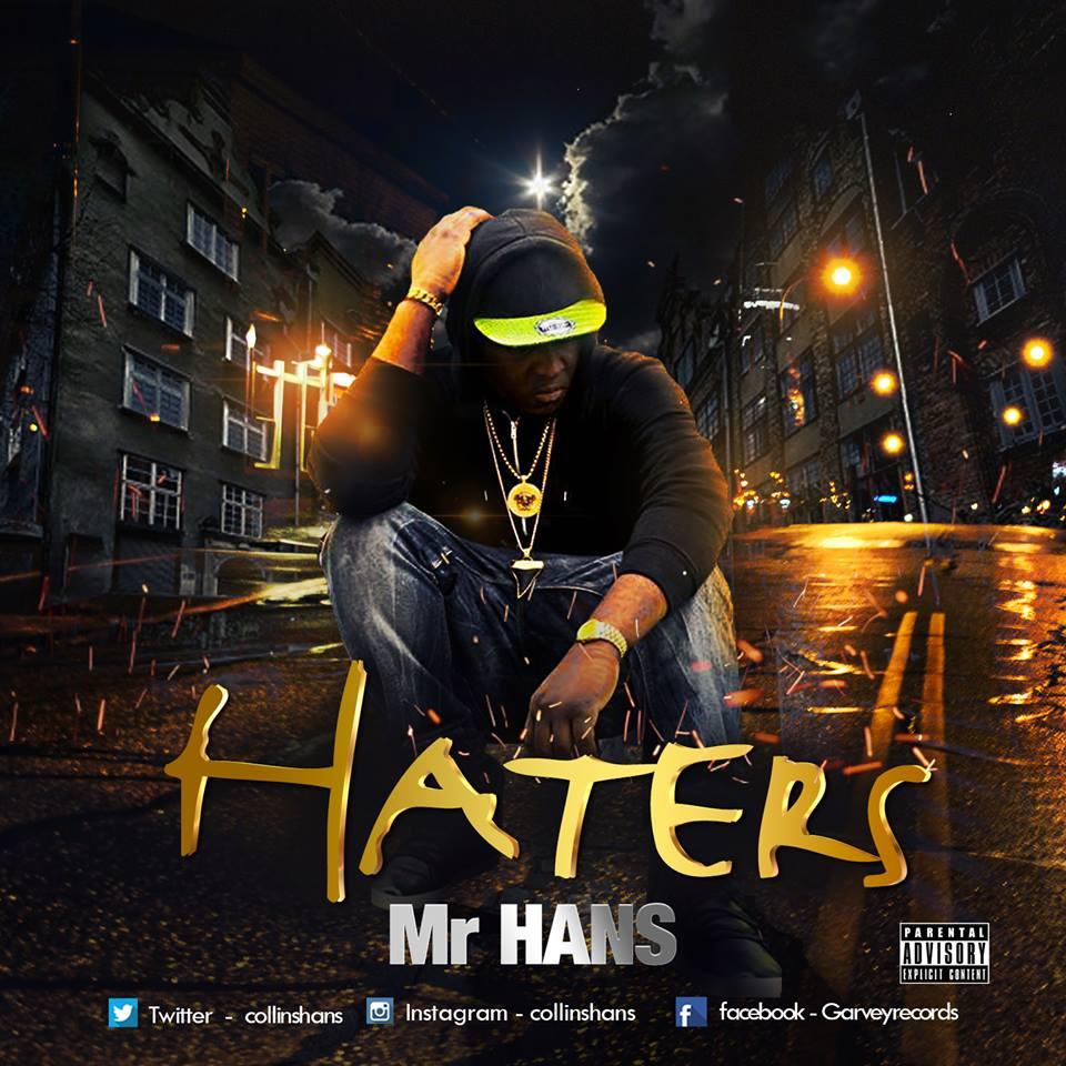 Mr Hans - Haters-Art