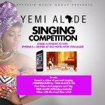 """Yemi Alade – """"Temperature"""" ft. DiL + Video Teaser"""