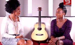 Aramide on Soundcity