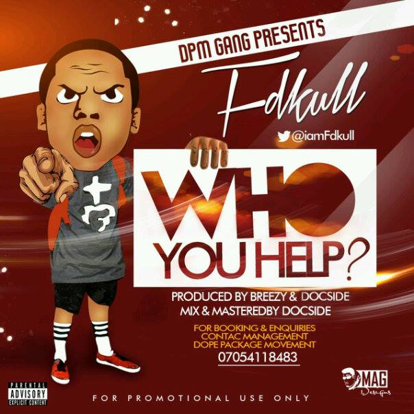 Fdkull - Who You Help