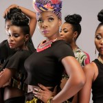 """Yemi Alade – """"Pose"""" ft. R2Bees + (B-T-S Photos)"""