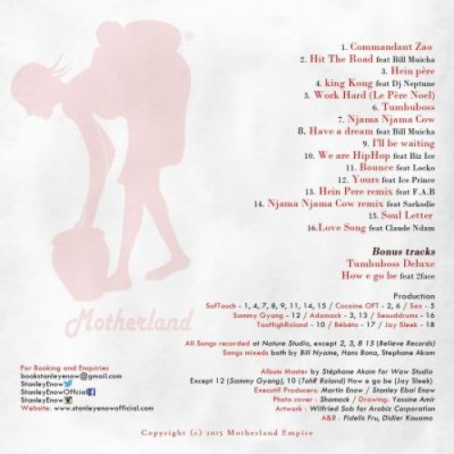 Stanley-Enow-Soldier-Like-My-Papa-Tracklist