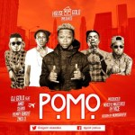 "DJ Gold – ""Pomo"" ft. Seriki, Henry Knight, Amid & 2Nex D"