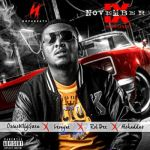 OscarbillyGreen – November IX (Freestyle) ft. Leonyne, Rol Dee & Al'Chaddas
