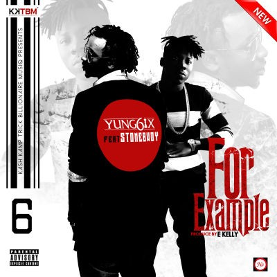 Yung6ix - For Example ft. Stonebwoy-ART