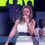 """#TECNOOwnTheStage: Watch This Lady's Mind Blowing Performance Of Sia's """"Titanium"""""""
