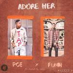 """Poe – """"Adore Her"""" ft. Funbi (prod. By Ikon)"""