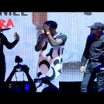 """VIDEO: Watch Kiss Daniel, 2Face Idibia & 9ice Perform Together At """"New Era"""" Album Launch"""