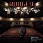 "Boogey –  ""Weston Road Flows"" (freestyle)"