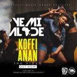 "VIDEO PREMIERE: Yemi Alade – ""Koffi Anan"""