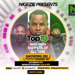 Nigezie Presents Their Top 10 Rap Artistes Of All Time