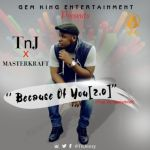 "TnJ x Masterkraft – ""Because Of You (2.0)"""