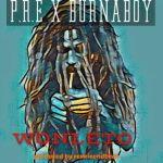 "P.R.E – ""Wonleto"" ft. Burna Boy"