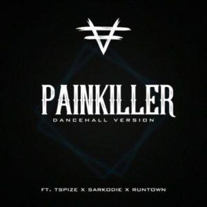 TSpize X Sarkodie X Runtown – Pain Killer (Remix)