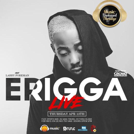 Erigga And Big Brother Naija's DJ Bally