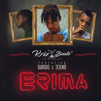 download - Kriz Beatz ft. Davido x Tekno - Erima