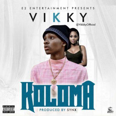 Vikky — Koloma (Prod. Synx)
