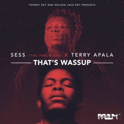 Sess x Terry Apala – That's Wassup [New Song]