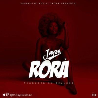 LYRICS VIDEO + AUDIO: Jay 26 – Rora