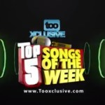 Davido's FALL Comes In At Number 2, Ycee's Juice Remains Number 1 On tooXclusive Top 5 Songs Of The Week