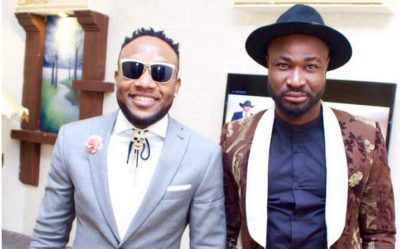 "[Ent]  ""He Has Dumped Them In The Trash Can Where They Belong""- Harrysong's Manager Comes For Kcee Kcee and Harry 1"